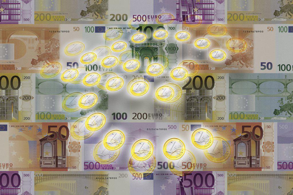 Stock Photo: 1439R-100003 Euro