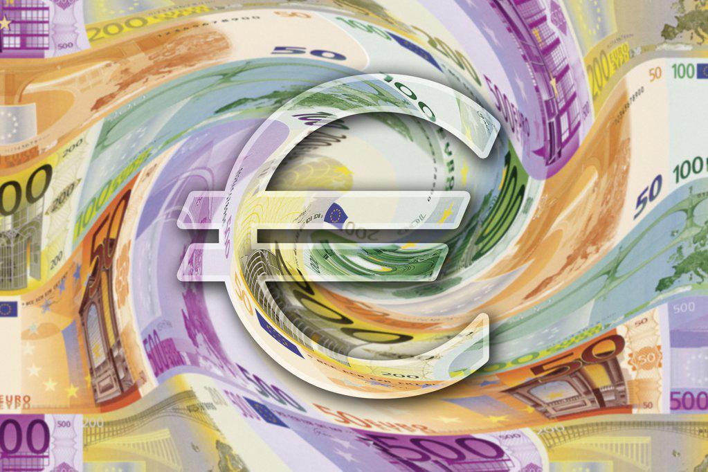 Stock Photo: 1439R-100017 Euro