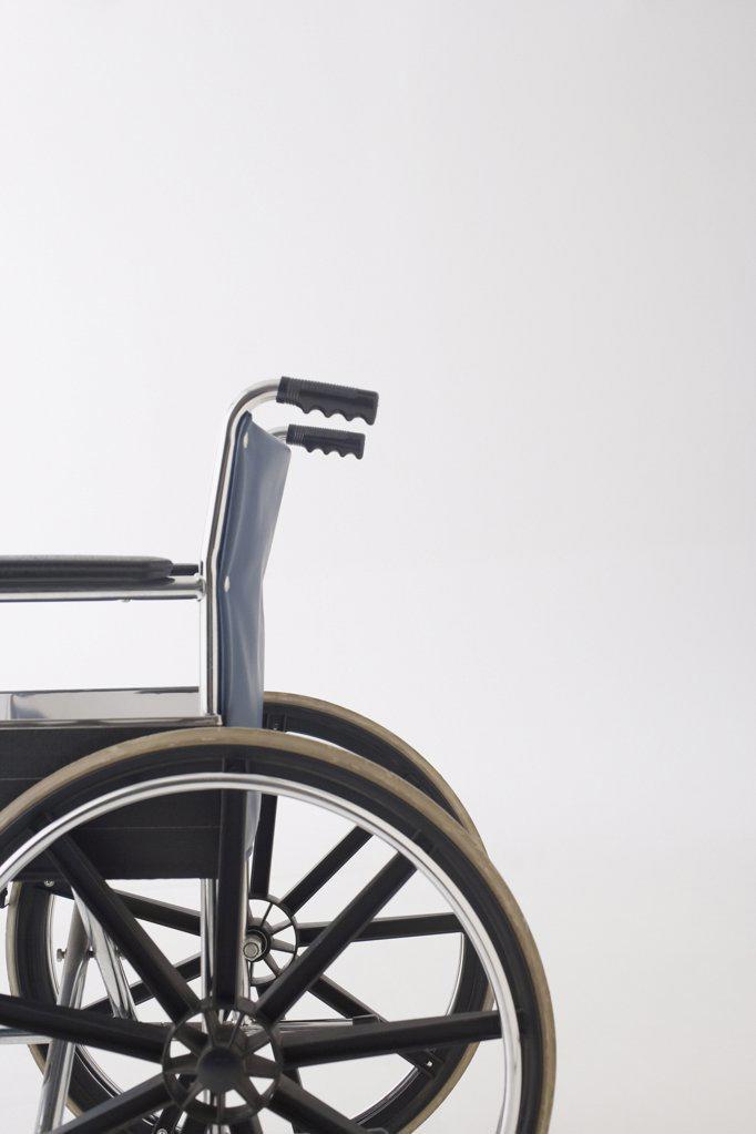 Stock Photo: 1439R-1002926 Wheelchair