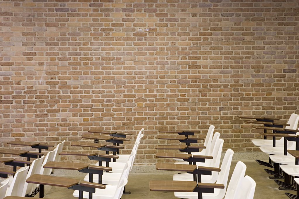 Empty lecture theatre : Stock Photo