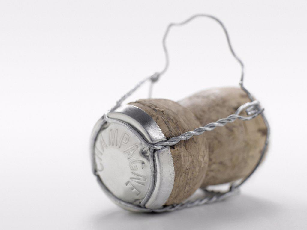 Champagne cork : Stock Photo