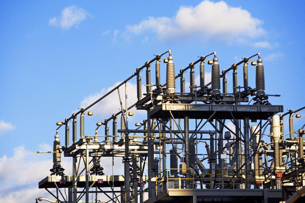 Stock Photo: 1439R-1030088 Transformer
