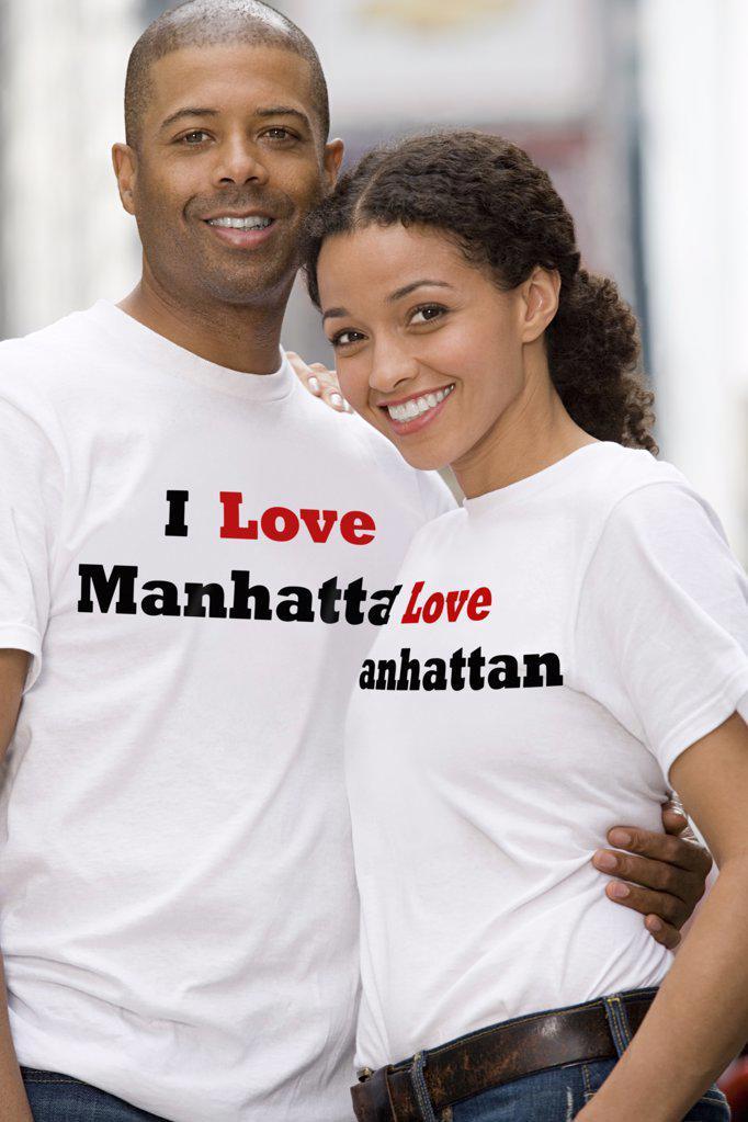 Stock Photo: 1439R-1030158 Portrait of a couple