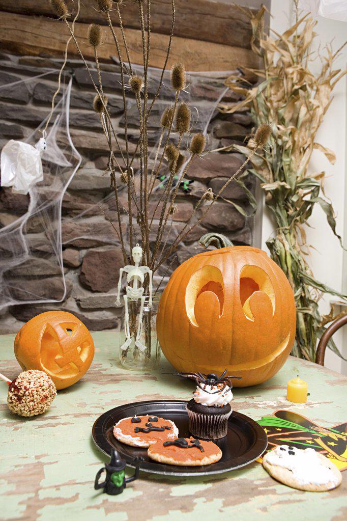 Halloween treats : Stock Photo