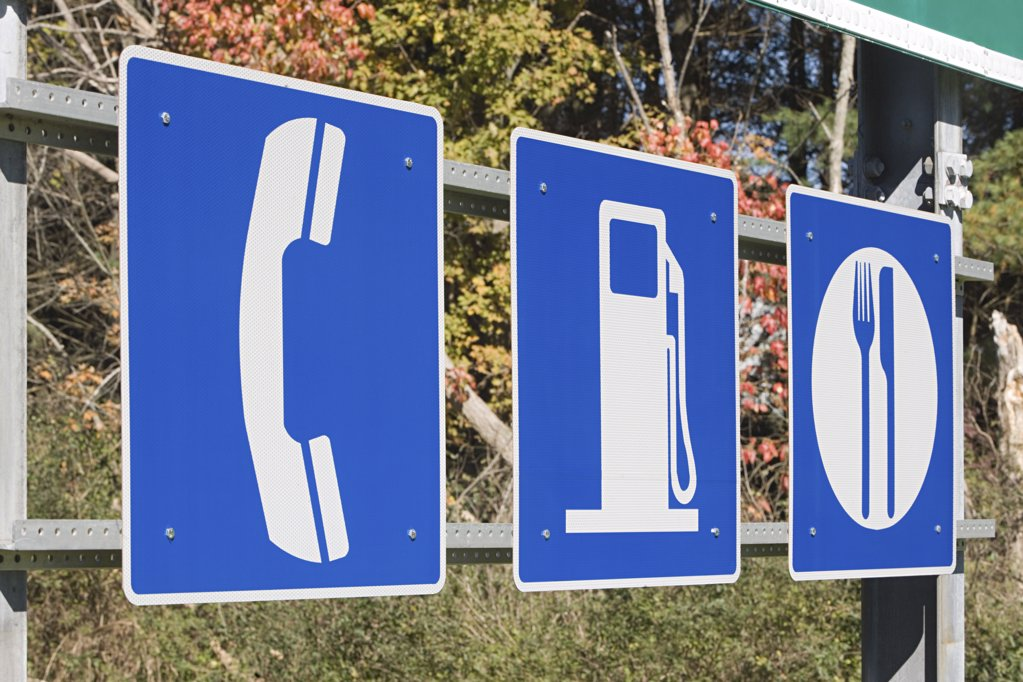 Stock Photo: 1439R-1037182 Signs