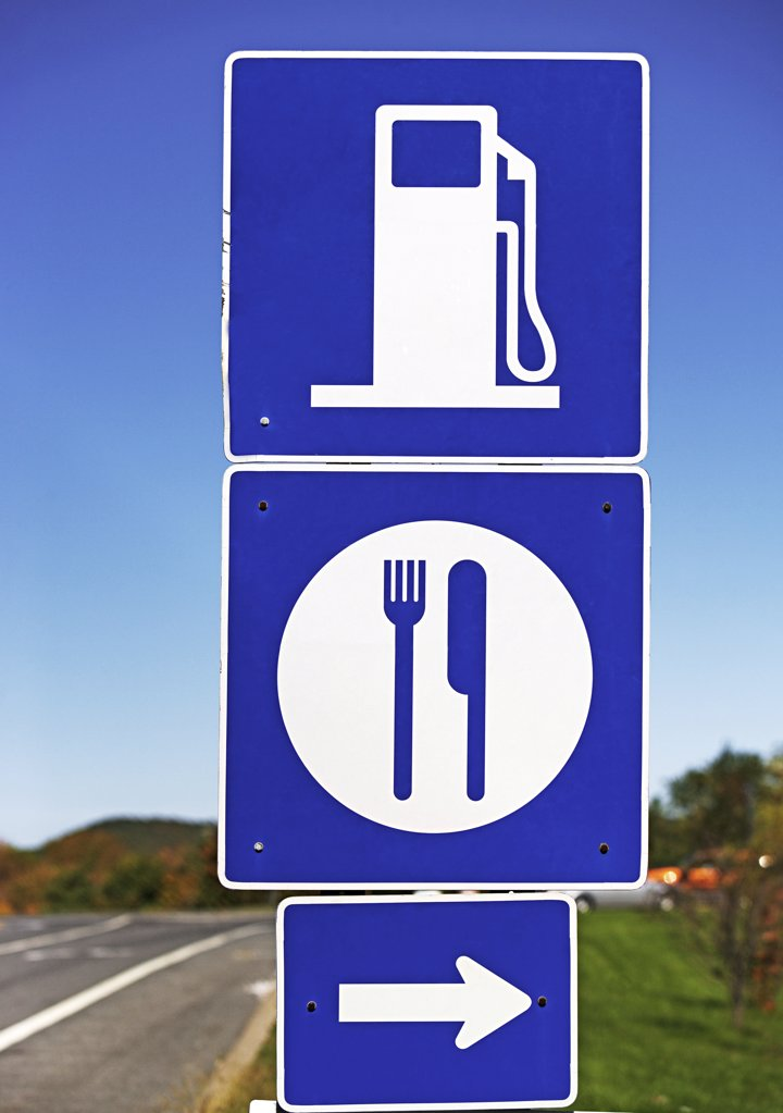 Stock Photo: 1439R-1037230 Signs