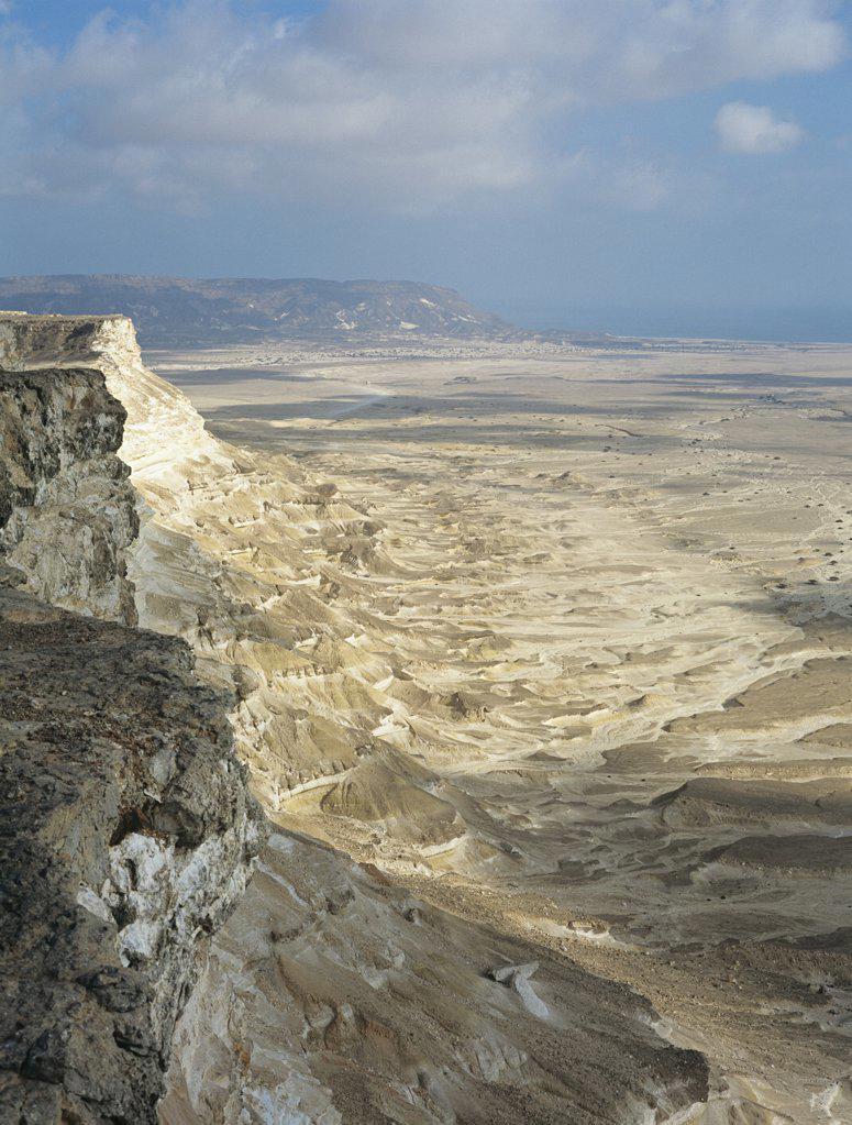 Oman coast : Stock Photo