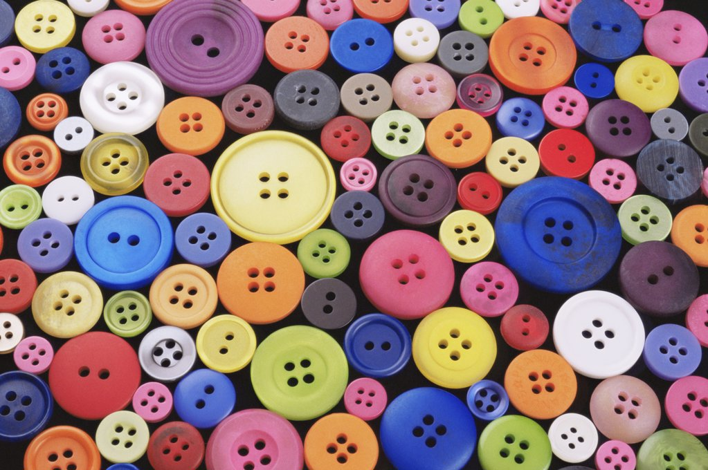 Buttons : Stock Photo