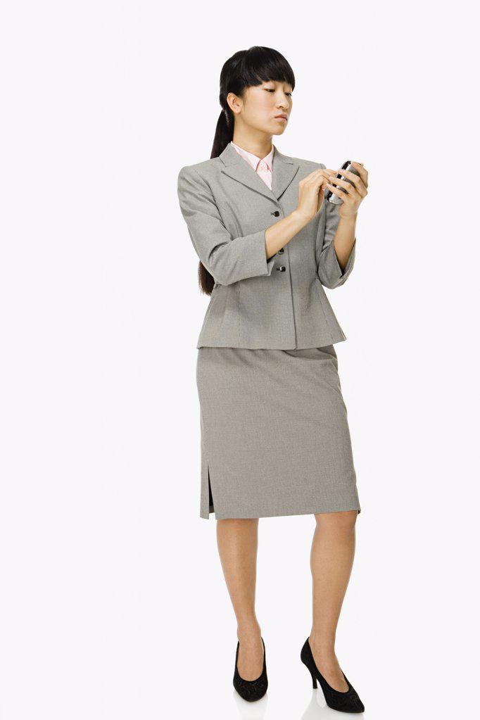 Stock Photo: 1439R-1050117 Businesswoman