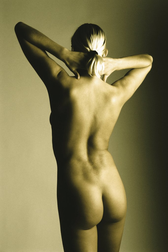Female nude : Stock Photo