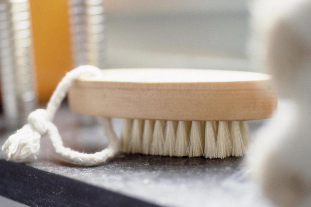 Nailbrush : Stock Photo