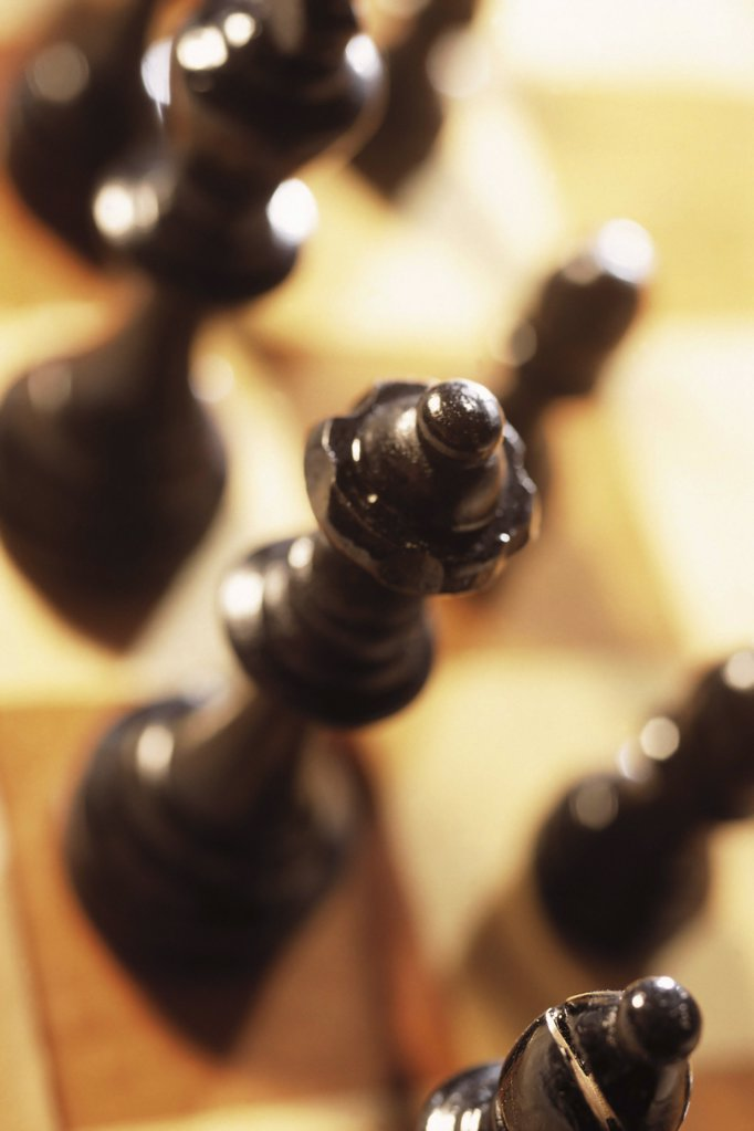 Chess figures : Stock Photo