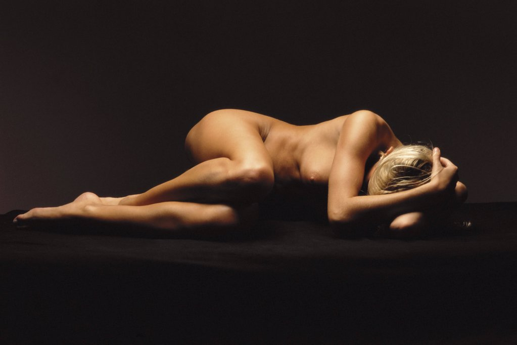 Female nude : Stock Photo