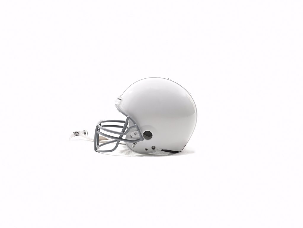Stock Photo: 1439R-1105249 Football helmet