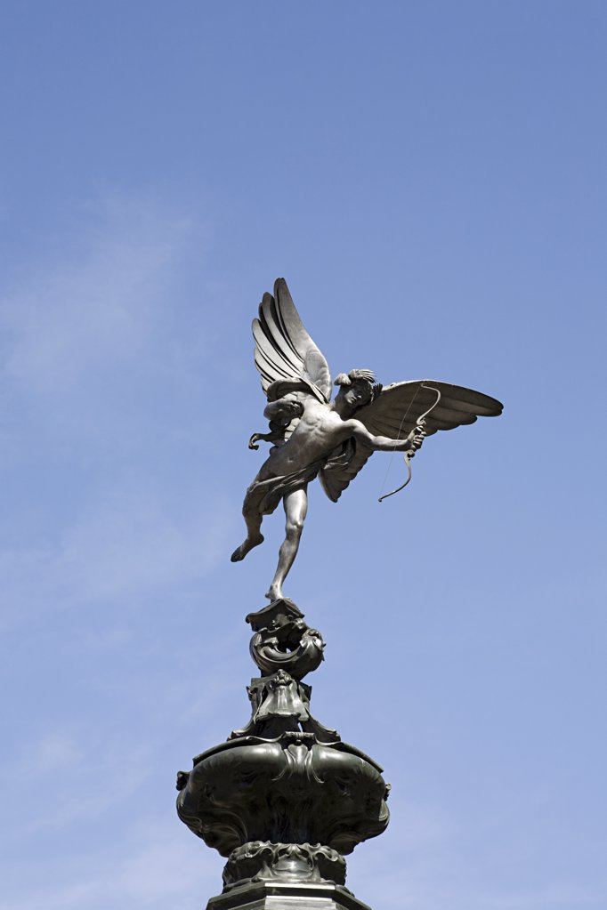 Eros statue : Stock Photo