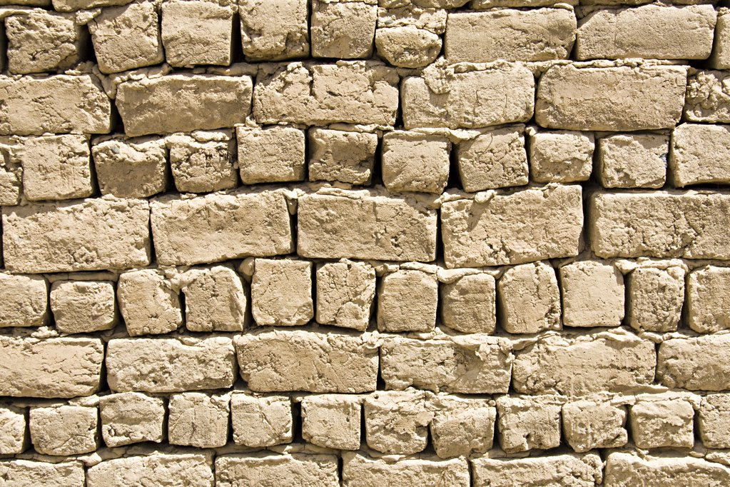 Stock Photo: 1439R-1115015 Old stone wall