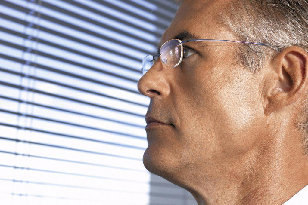 Stock Photo: 1439R-113030 Portrait of businessman