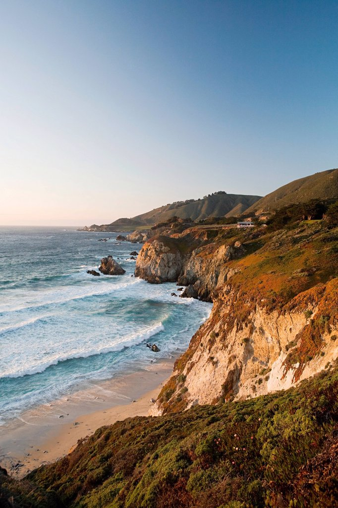 Coastline, Monterey, California, USA : Stock Photo