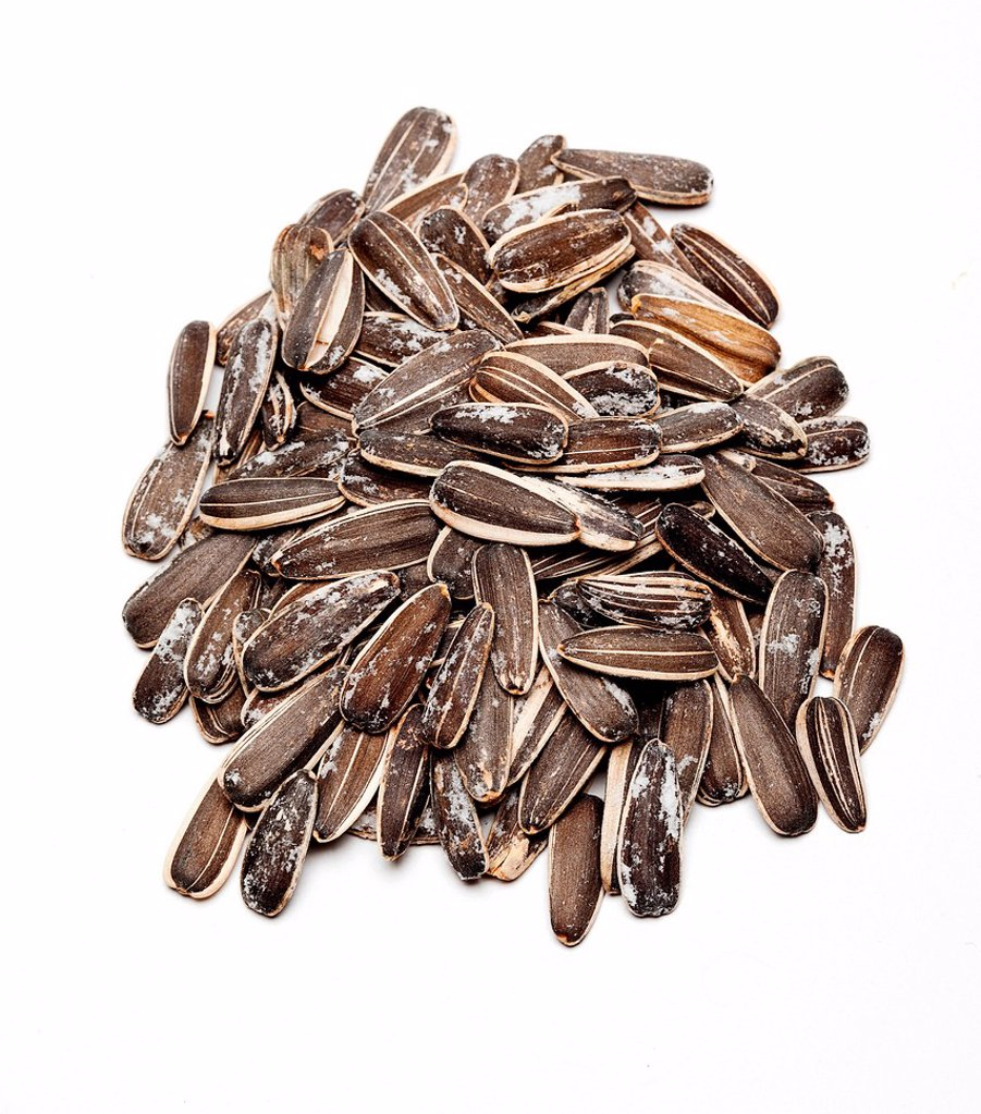 Stock Photo: 1439R-1147401 Sunflower seeds