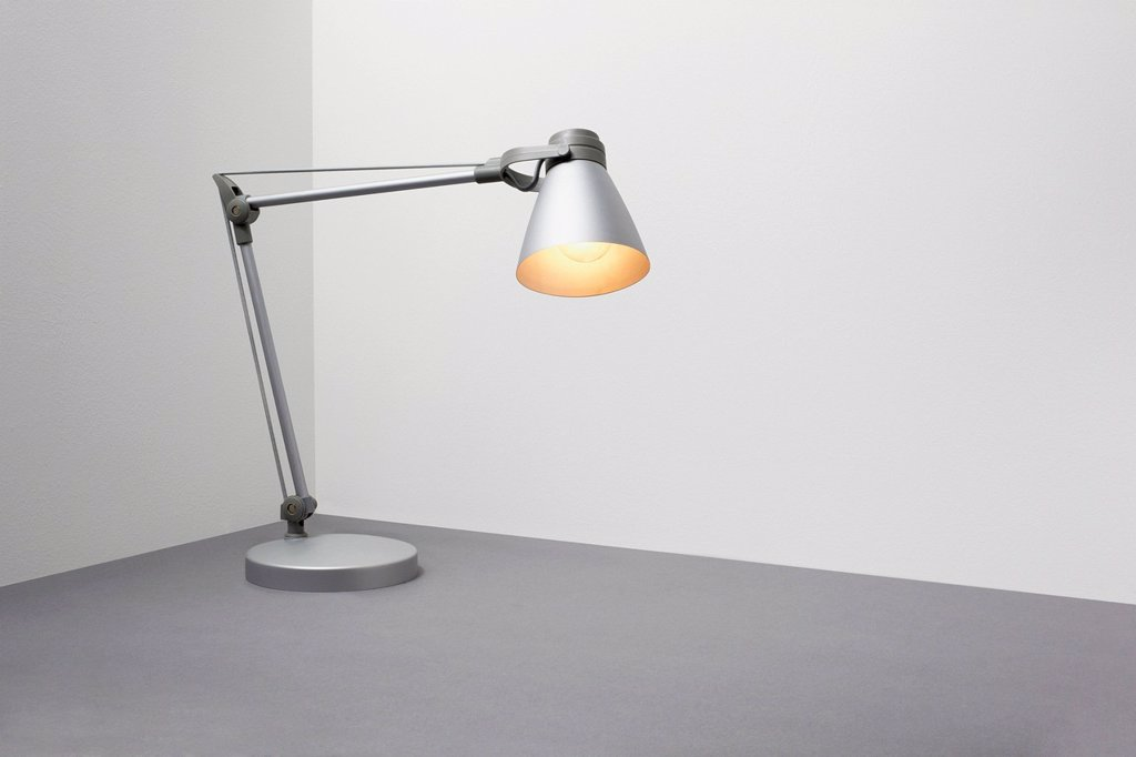 Stock Photo: 1439R-1147776 Desk lamp
