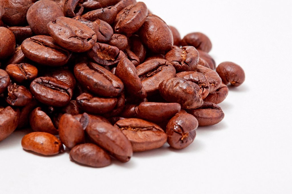Stock Photo: 1439R-1147817 Coffee beans