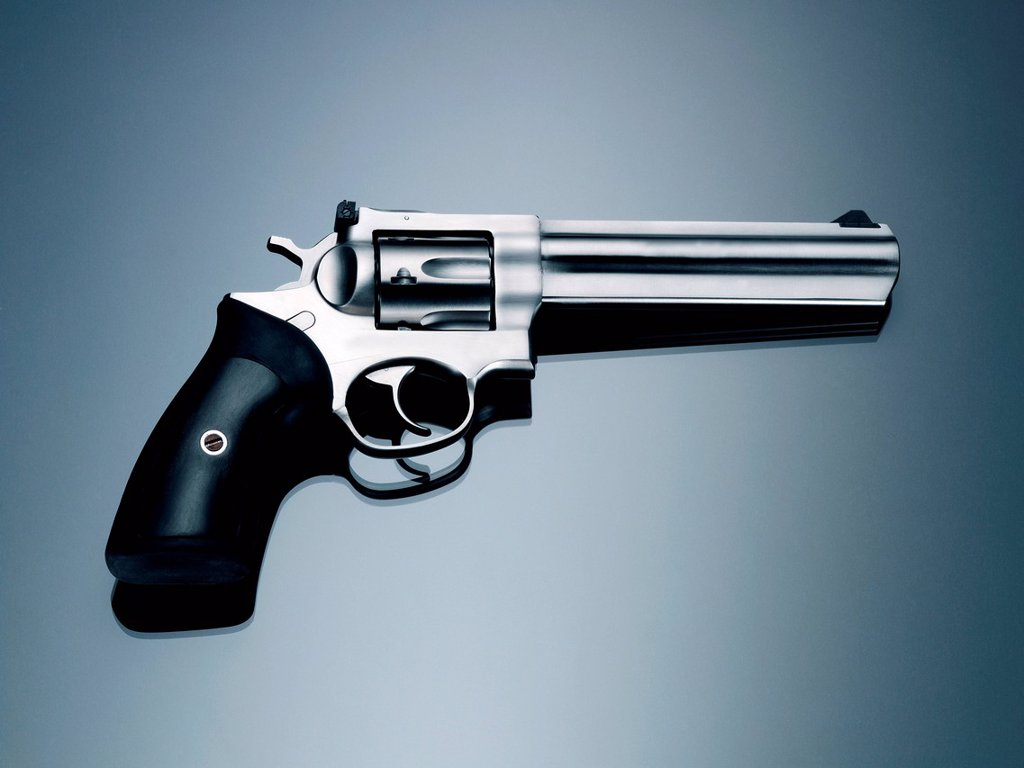 Stock Photo: 1439R-1149615 Revolver