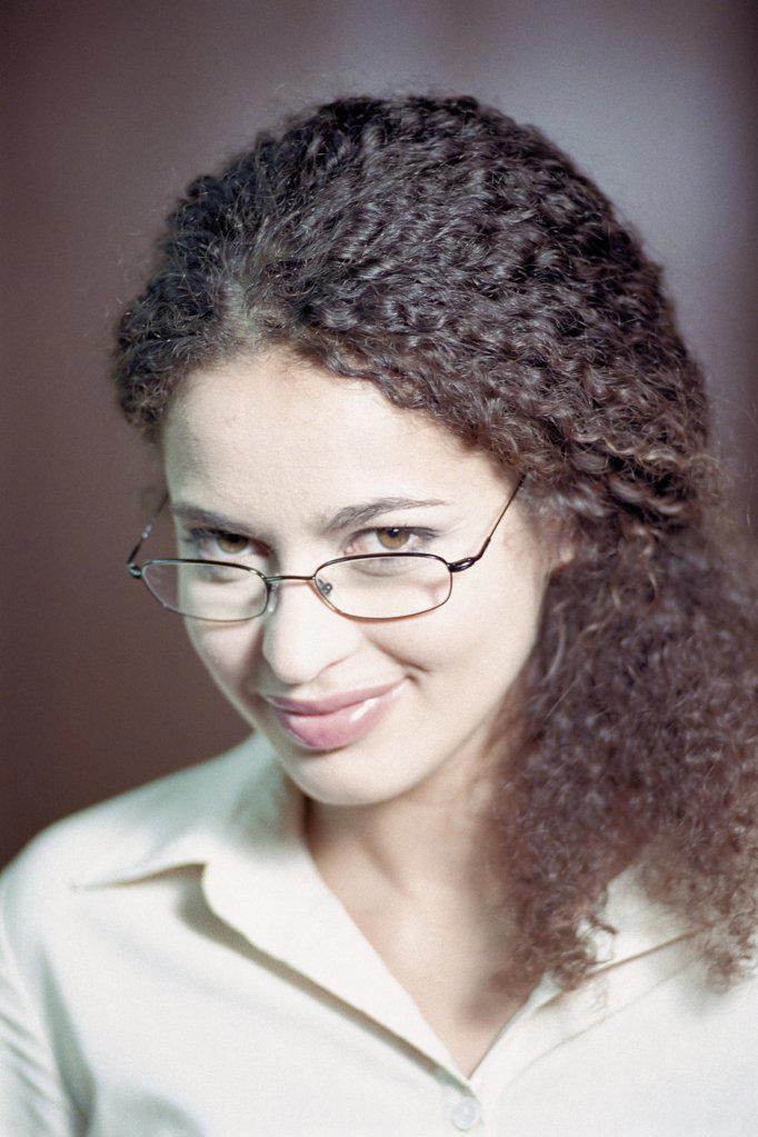 Stock Photo: 1439R-120088 Portrait of businesswoman