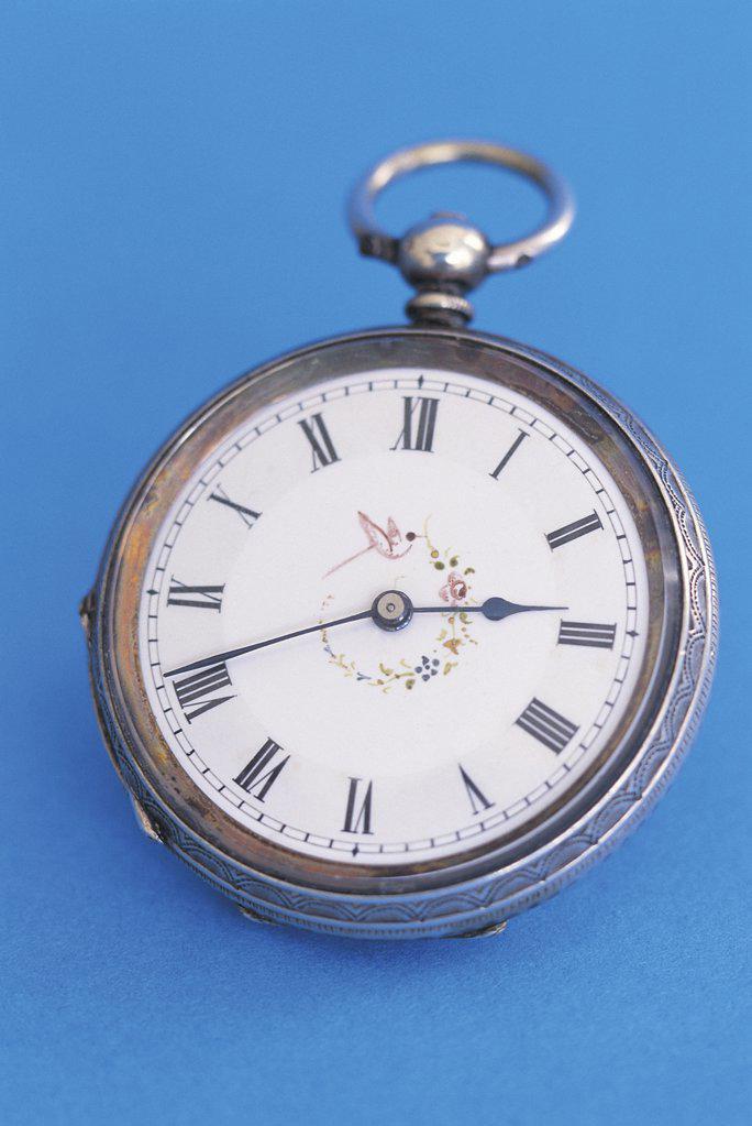 Stock Photo: 1439R-16024 Pocket watch