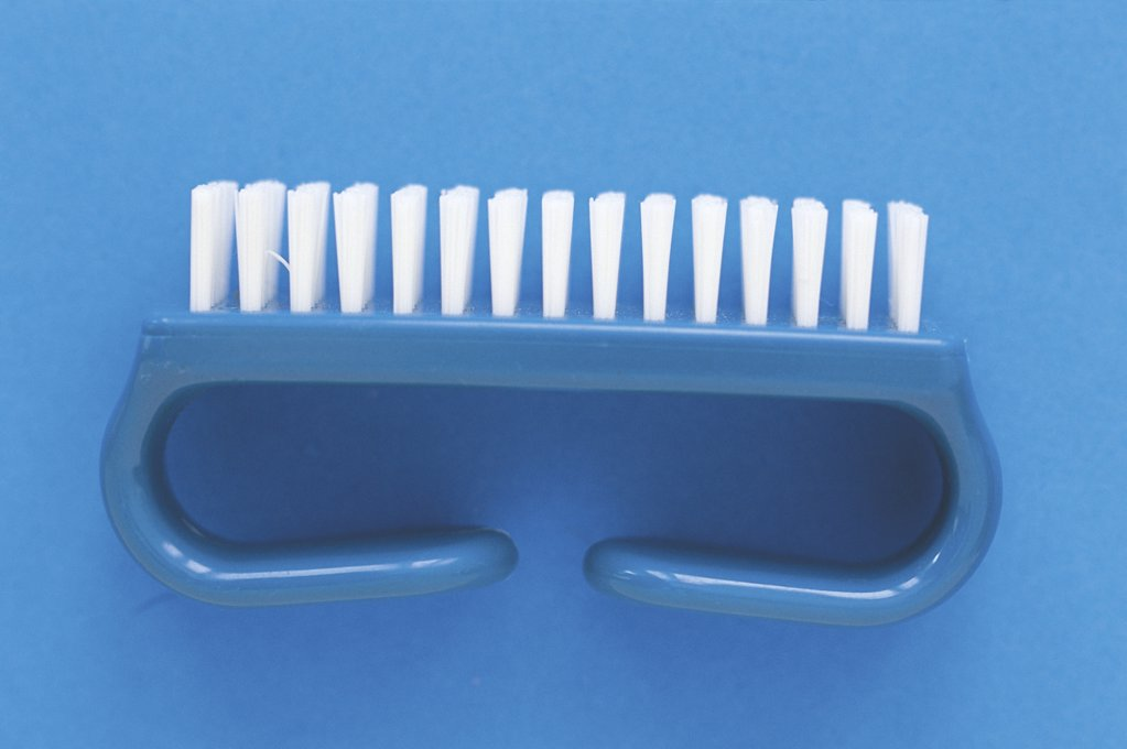 Nailbrush : Stock Photo