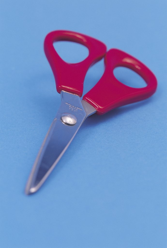 Pair of scissors : Stock Photo