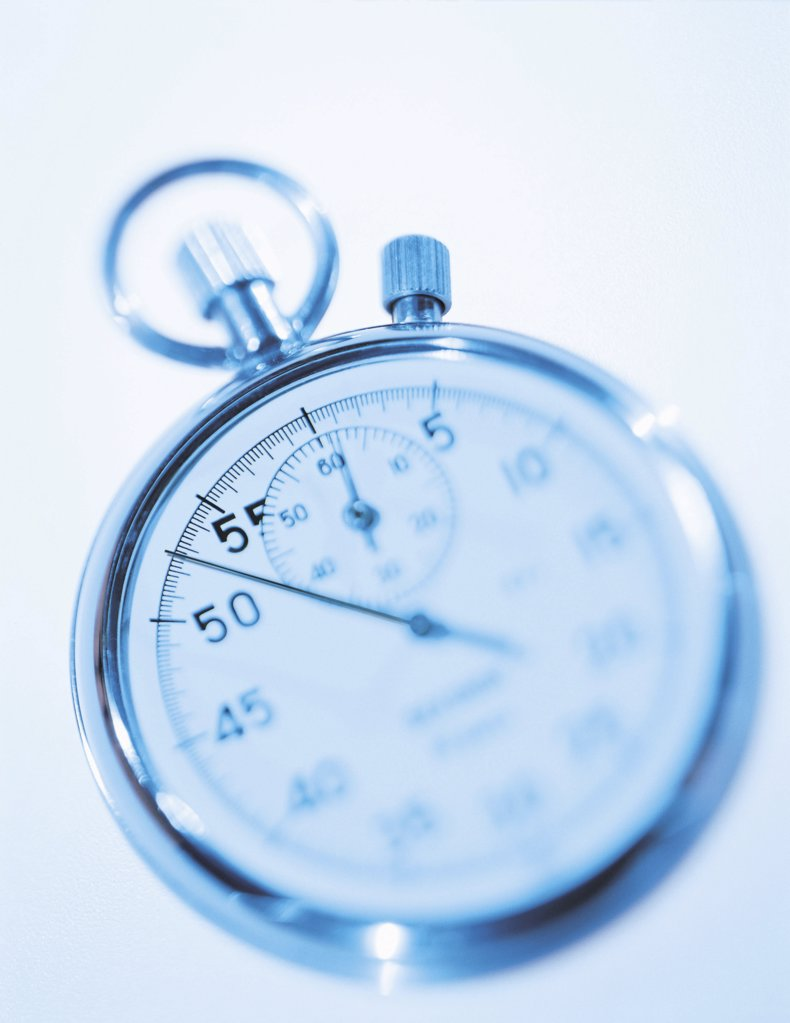 Stock Photo: 1439R-20041 Stop watch