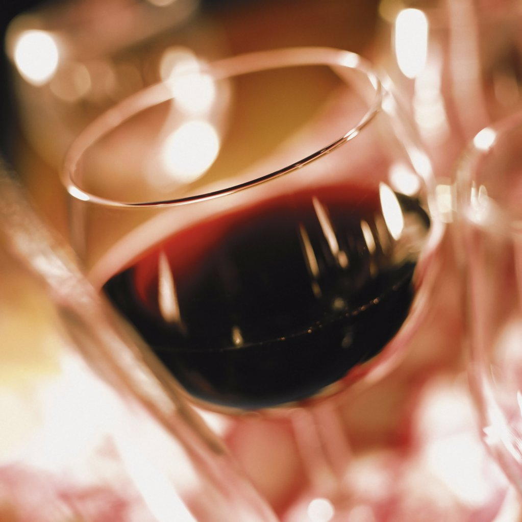 Red wine : Stock Photo