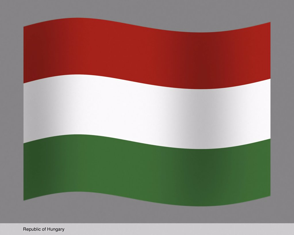 Stock Photo: 1439R-204140 Republic of Hungary