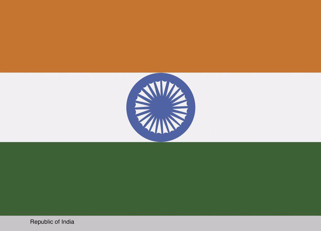 Stock Photo: 1439R-204143 Republic of India