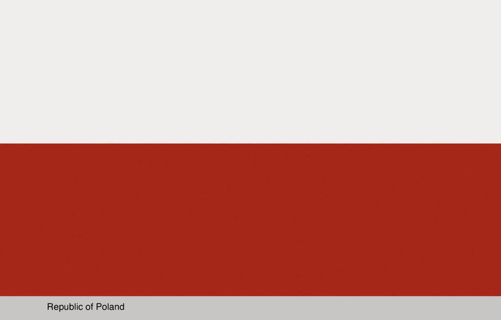 Republic of Poland : Stock Photo