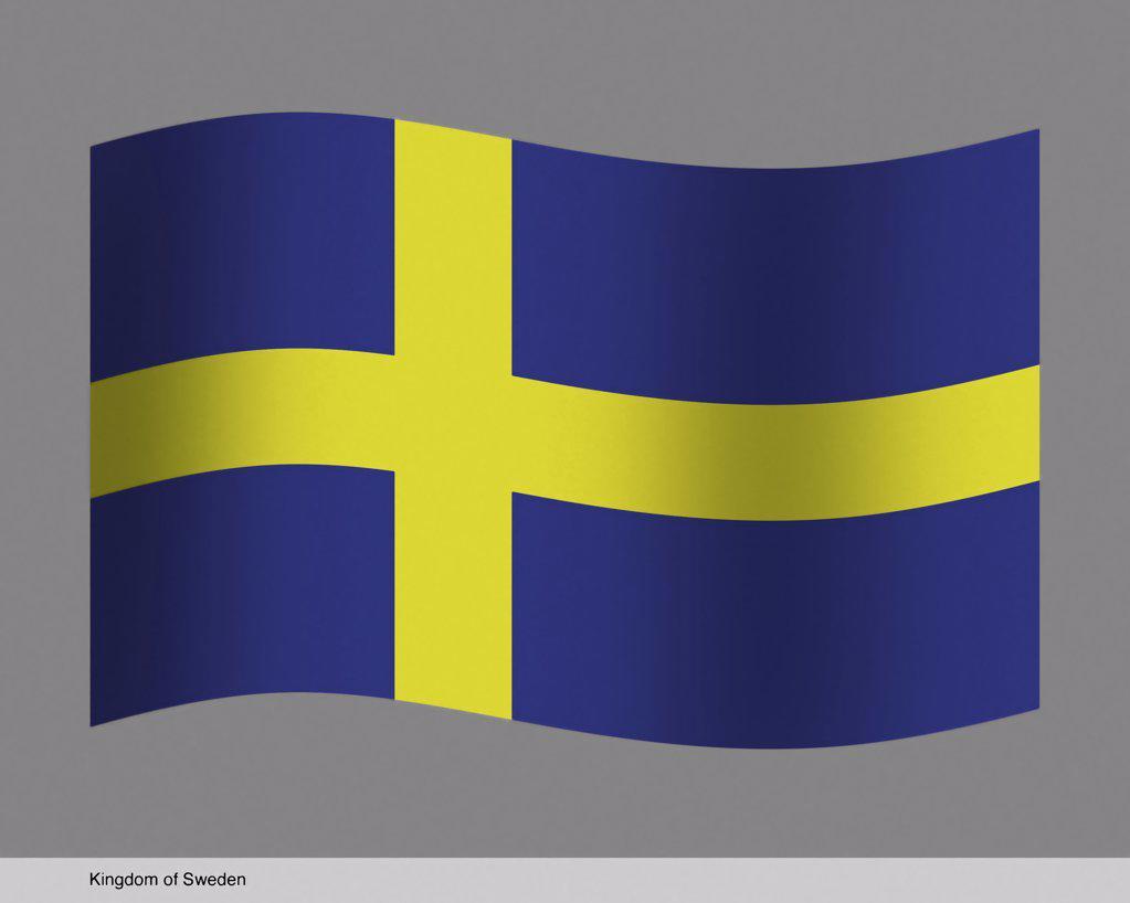 Kingdom of Sweden : Stock Photo
