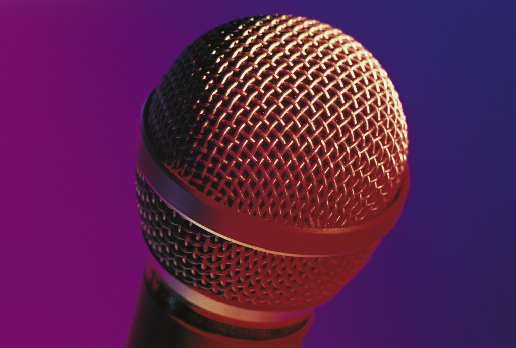 Microphone : Stock Photo