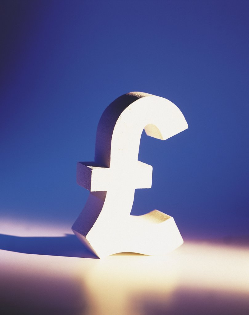 Pound Sterling : Stock Photo