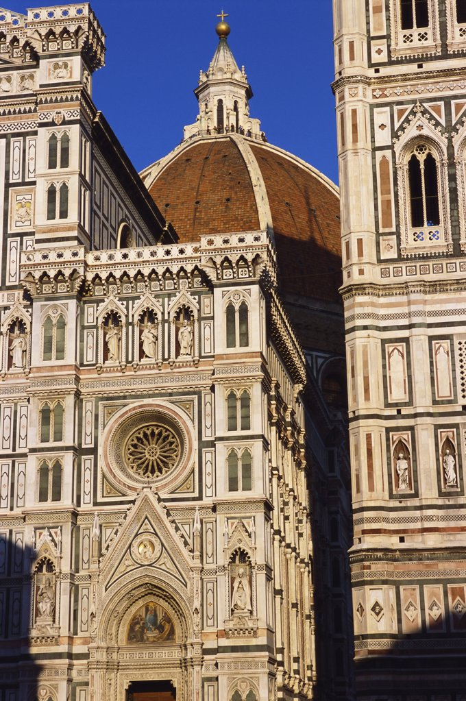 Stock Photo: 1439R-710030 Santa maria del fiore