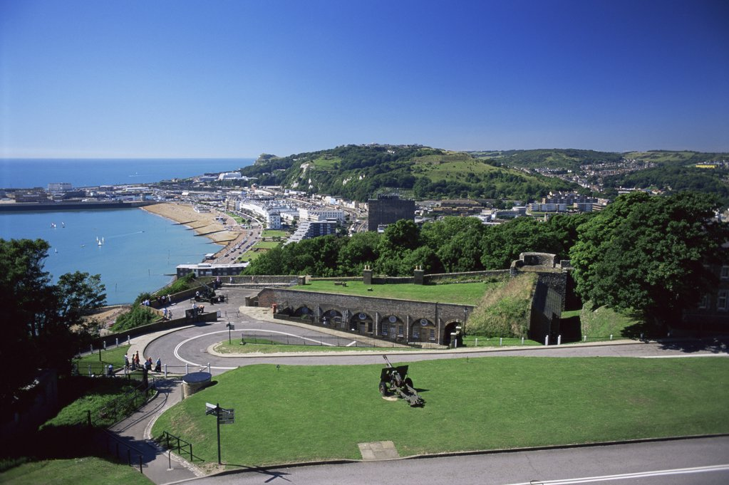 Stock Photo: 1439R-999664 Sea view at dover
