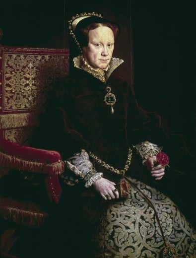 Stock Photo: 1443-281 Queen Mary I 