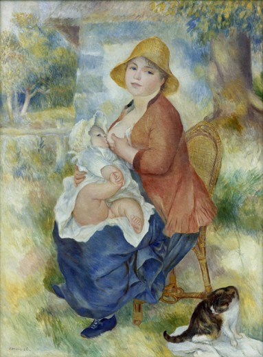 Nursing Mother