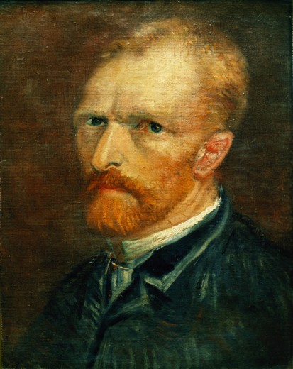 Stock Photo: 1443-390 Self Portrait 