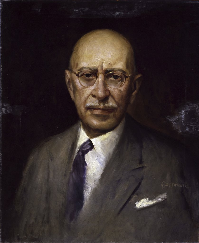 Stock Photo: 1443-409 Igor Stravinsky  