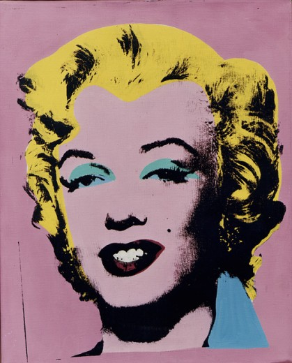 Stock Photo: 1443-441 Lavender Marilyn 