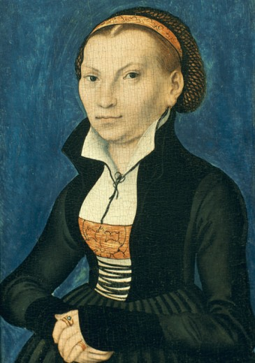 Katherine von Bora, Wife of Martin Luther 