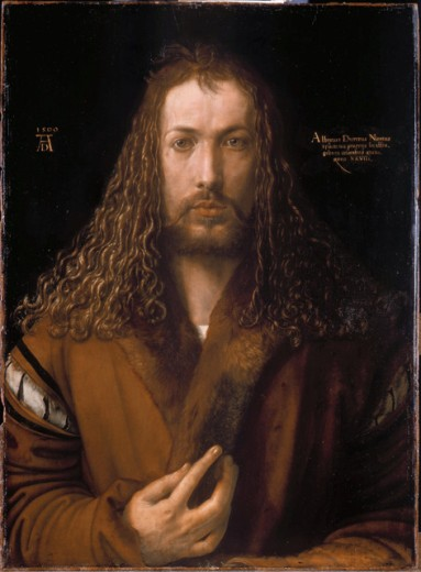 Stock Photo: 1443-472 Self Portrait 