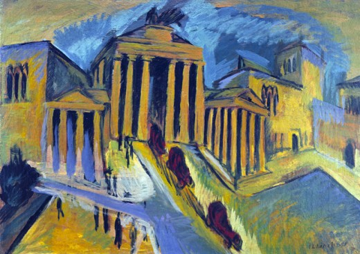 Stock Photo: 1443-724 Brandenburg Gate, Berlin