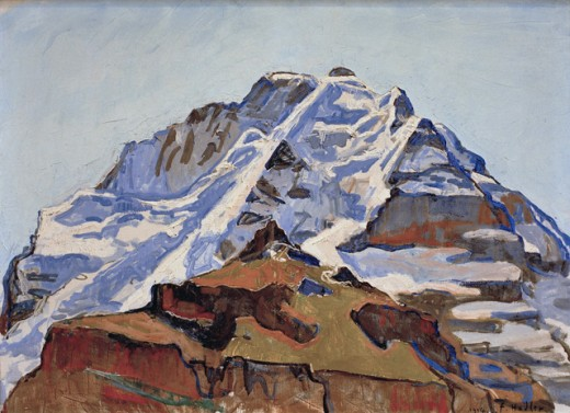 Die Jungfrau von Muerren Aus