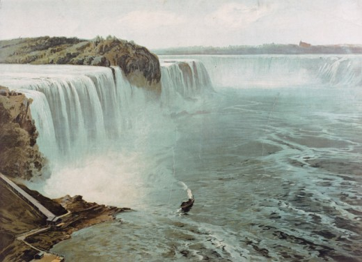 Stock Photo: 1443-790 Niagara Falls